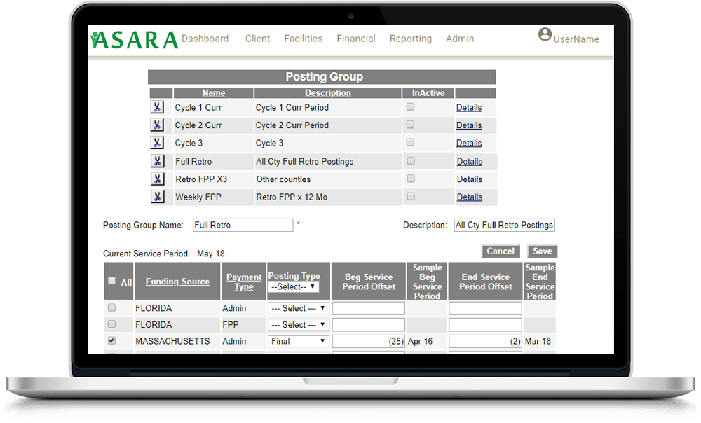 Financial Reporting Software for Social Service Agencies
